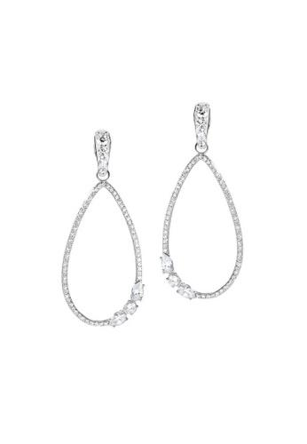 Morellato silver Tesori Earrings SAIW03 925 Silver 46365AC152CA23GS_1