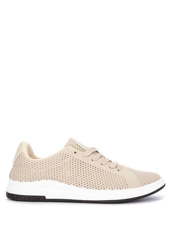 Mendrez beige Dylan Sneakers CFEF6SH2702E51GS_1
