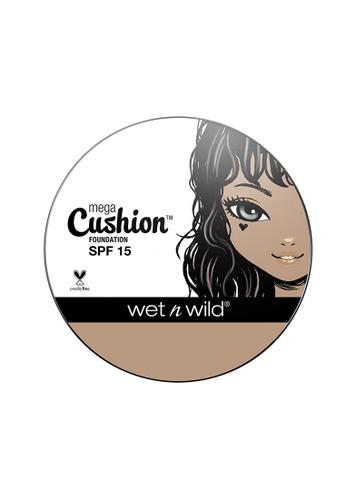 Wet N Wild beige Wet N Wild MegaCushion Foundation - Nude Beige 1CA1BBEBBE9642GS_1