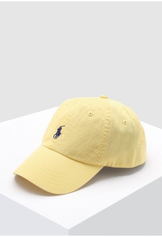 7126e236e12ada Polo Ralph Lauren yellow Cotton Chino Sport Cap 3C736AC7805582GS_1