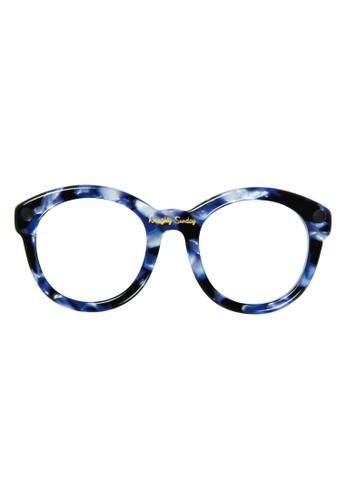 DIAMOND esprit地址眼鏡小吊飾, 飾品配件, 女裝飾品