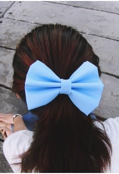 Powder Blue Bow (Large)