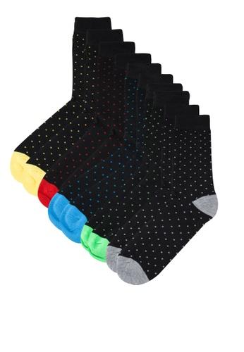 Brave Soul multi Men's Basic Socks Multipack 16B29AA363DB17GS_1