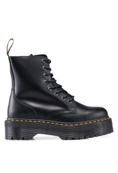 b51c8f872b753f Dr. Martens black Jadon 8 Eye Boots FF40ESH5151F0CGS 1