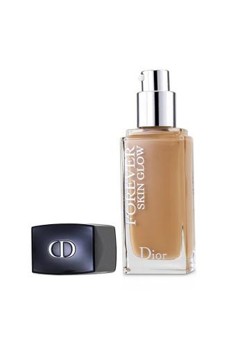 Christian Dior CHRISTIAN DIOR - Dior Forever Skin Glow 24H Wear Radiant Perfection Foundation SPF 35 - # 4WP (Warm Peach) 30ml/1oz AACDDBEC91E816GS_1