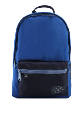 Parkland blue Edison Backpack FEDF4AC47F8238GS_1