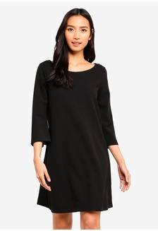 22cac96be0 Basic Black Dress 4EBAFAA1133753GS 1