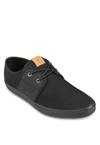 Paresa 繫帶平底鞋,zalora 泳衣 鞋, 鞋