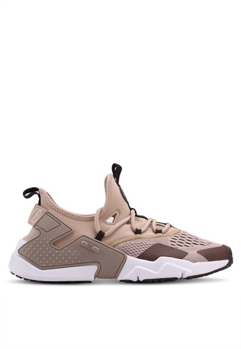 Nike white and brown Men s Nike Air Huarache Drift Breathe Shoes  04549SH6059AEBGS 1 a578daf9fc
