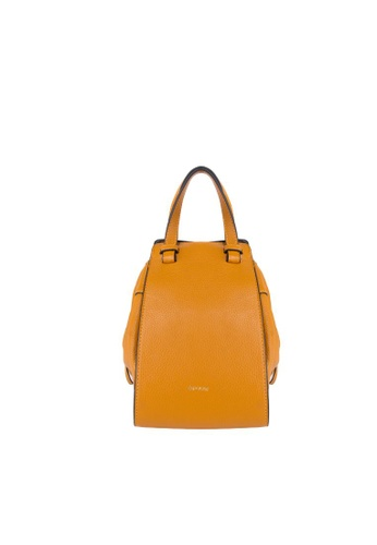 Esfolar yellow Esfolar Mini Tote  Bag (EA 190002) 9BED2ACD7FAFC3GS_1