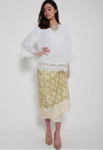 Naphthys Collection multi Batik Skirt/Sarong 5B378AA9A26143GS_1