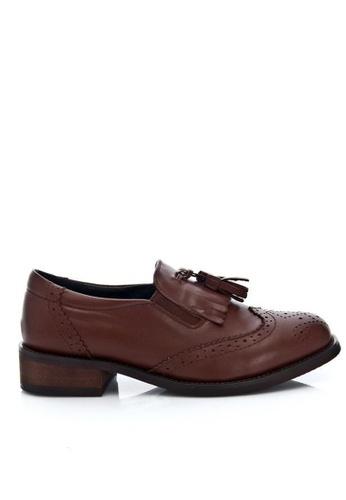 Twenty Eight Shoes 柔軟牛皮樂福鞋1887 71A3CSH2334C62GS_1