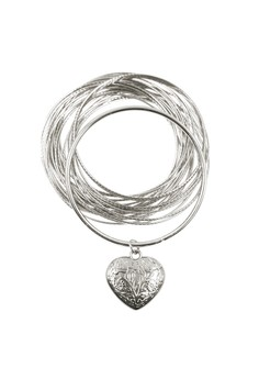 Heart Bangles Set of 22