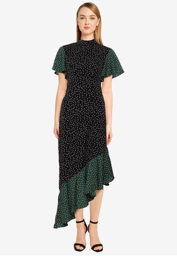 CHI CHI LONDON multi Moira Dress 3FCC9AA013CC9EGS_1
