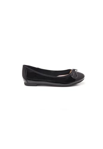 Elisa Litz black Gwyneth Flats (Black) 034A3SH0D17B66GS_1