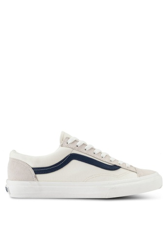 VANS white and blue Style 36 Sneakers DF483SHE838A5AGS_1