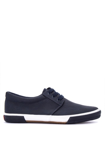 Italianos navy Felix Sneakers IT153SH37BKCPH_1