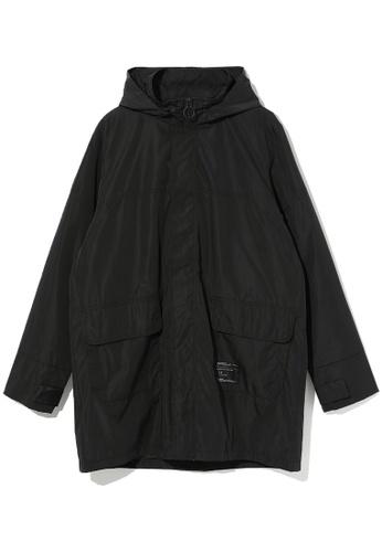 "Fivecm black ""PASSOVER"" jacket F9D5DAA8F72F47GS_1"