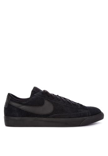 Nike black Nike Blazer Low Le Shoes 74835SH3218BBCGS_1