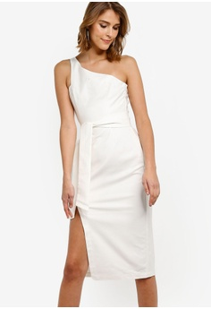 98c9571f86e Finders Keepers white Francis Dress F005DAA78D5920GS 1
