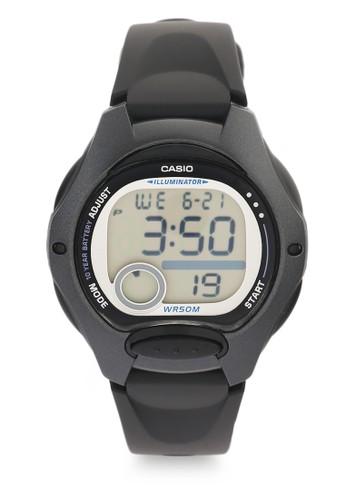 Casio black Women Digital Watches Lw-200-1Bvdf 5E691AC0EBDA35GS_1
