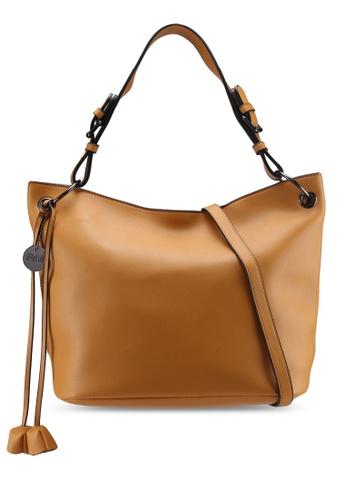 Shop Perllini Mel Faux Leather Single Handle Bag Online on ZALORA  Philippines 578bd03bba15c