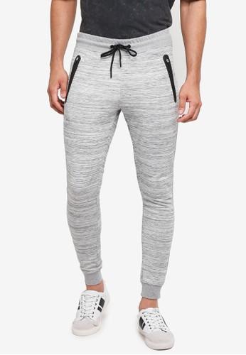 Only & Sons grey Vinn Sweatpants 7F938AAEE1B7F2GS_1