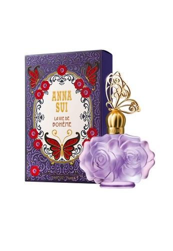 Anna Sui Anna Sui La Vie de Boheme Eau de Toilette 75ml 89EAABE34A7B57GS_1