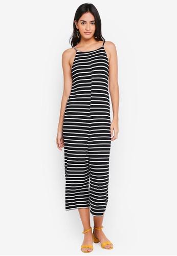 9afc2a220d3d Buy TOPSHOP Stripe Slouch Jumpsuit