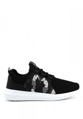 World Balance black Salvo MS Sneakers 20841SH6A51161GS_1