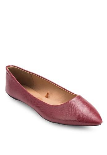esprit門市地址City 尖頭平底鞋, 女鞋, 鞋