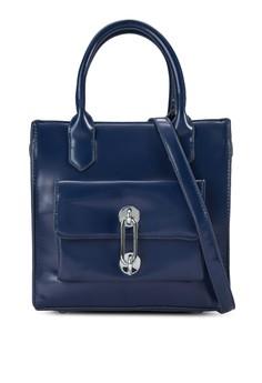 Lockette Handle Bag