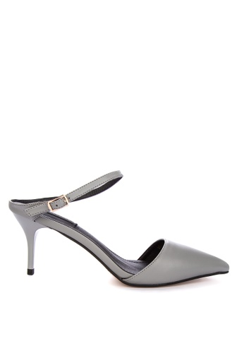 f79ded3685fd Shop Primadonna Closed Toe Ankle Strap High Heels Online on ZALORA  Philippines