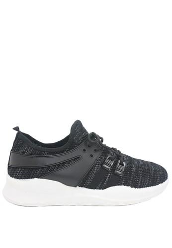 Dr. Kevin black Dr. Kevin Men Sneakers 13341 - Black 6E931SH088C05FGS_1