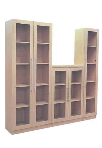 Choice Furniture Choice Furniture - Bettino Bookshelf B1F3EHLA19FC9FGS_1