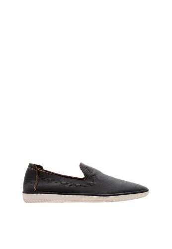SEMBONIA brown SEMBONIA Men Nappa Leather Loafer (Dark Brown) 08B59SH2FE5D5CGS_1