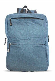 Denim Casual Backpack 834
