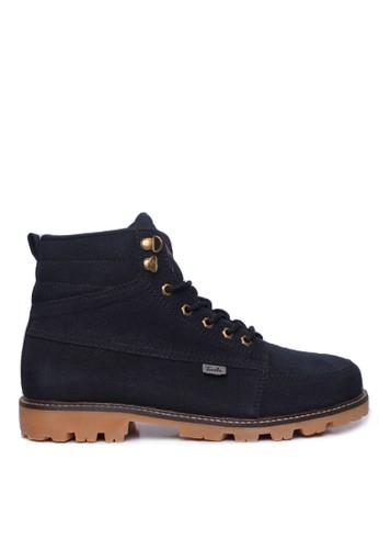 Toods Footwear black Toods Footwear Subzero - Hitam TO932SH24AOPID_1