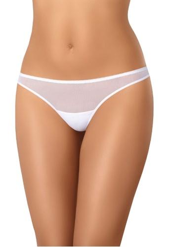 Teyli 白色 塔蒂巴西内裤 15C5DUS9931595GS_1
