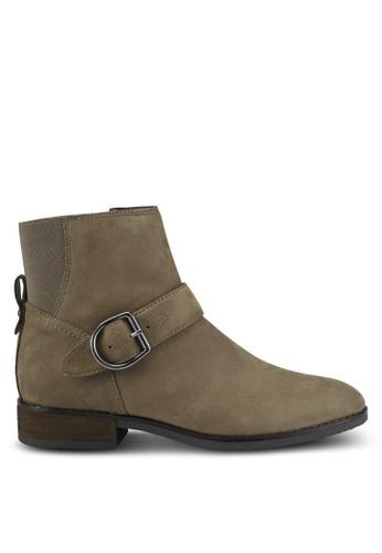 ALDO brown Pralia Boots AL087SH0SE2AMY_1