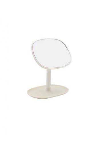 Primeo white Premium Bamboo White Vanity Mirror 1B175HL374F105GS_1