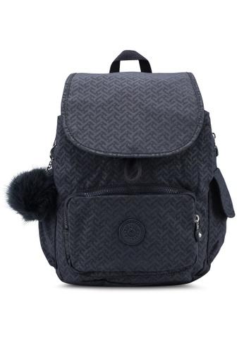 Kipling navy City Pack Backpack 511ADAC0EF45BCGS_1