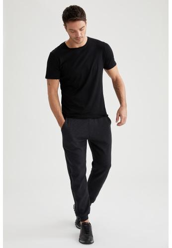 DeFacto grey Slim Trousers B2869AAFB880B6GS_1