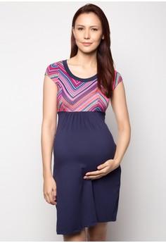 November Maternity Dress
