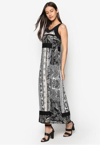 Petiesprit 評價te 印花連身長裙, 服飾, 服飾