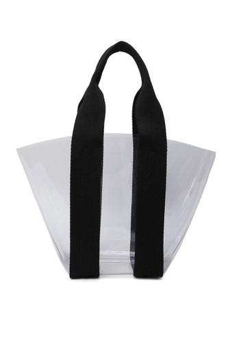 Milliot & Co. white Blair Tote Bag 5731AACA61D016GS_1