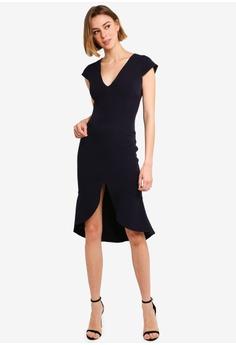 3b6b0c67545 16% OFF Vesper Ida Cap Sleeve Dress With Peplum Frill S  109.90 NOW S   91.90 Sizes 6 8 10 12 14