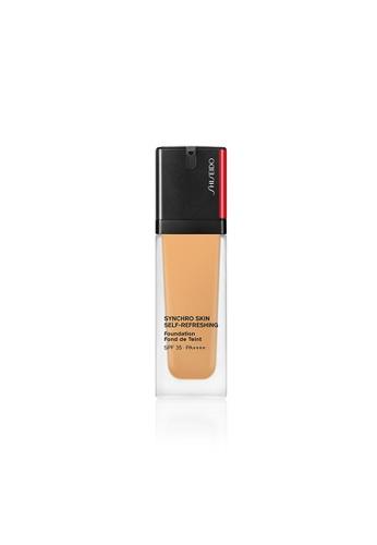 Shiseido Shiseido Makeup Synchro Skin Self-Refreshing Foundation - 360 Citrine [Expiry: 01.06.2022] FAFFABE4FEE47EGS_1