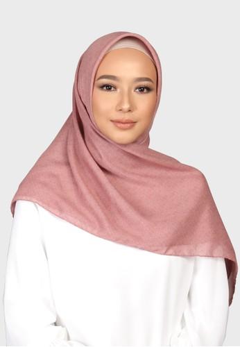 Diario pink Nagita Plain Scarf Voal 0FF13AAF33F119GS_1