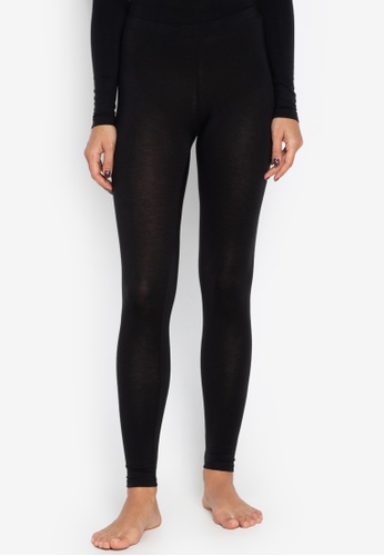 MARKS & SPENCER black Heatgen™ Thermal Leggings 6428CAA329DD45GS_1